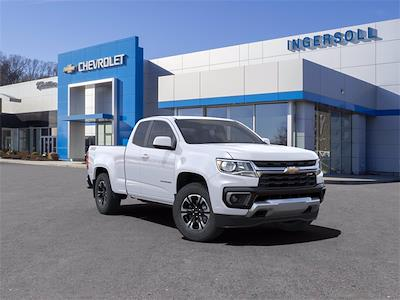 2021 Chevrolet Colorado Extended Cab 4x4, Pickup #N221359 - photo 1