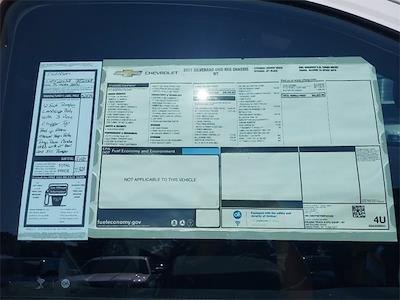 2021 Silverado 3500 Regular Cab 4x4,  Chipper Body #N223328 - photo 16