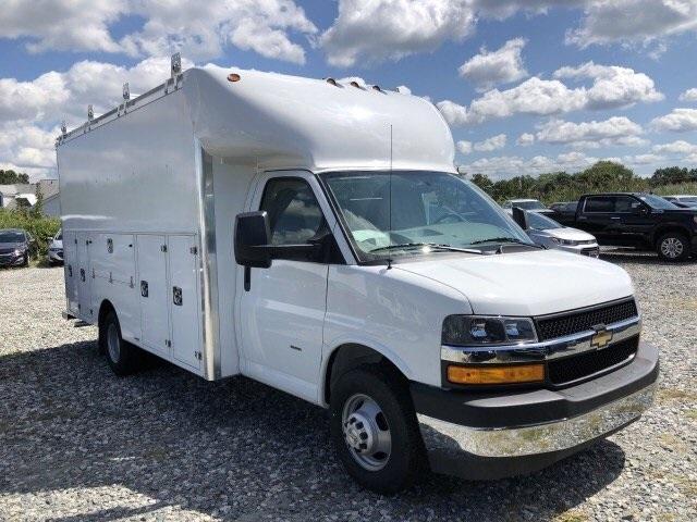 2019 Chevrolet Express 3500 RWD, Supreme Service Utility Van #N231434 - photo 1