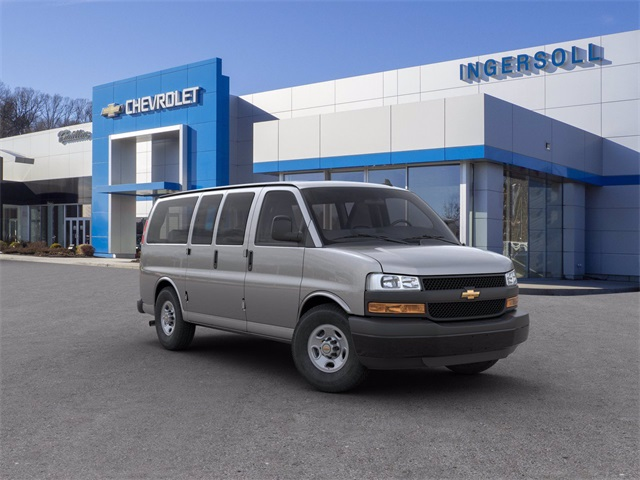 2020 Chevrolet Express 2500 RWD, Passenger Wagon #N262009 - photo 1