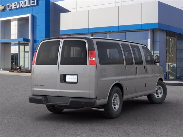 2020 Chevrolet Express 2500 RWD, Passenger Wagon #N262184 - photo 1