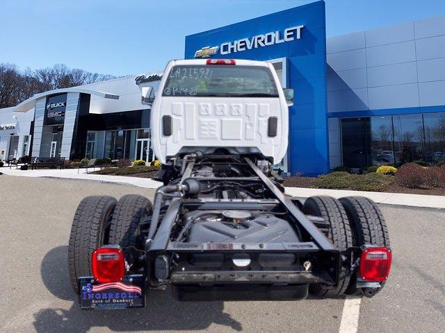 2020 Chevrolet Silverado 5500 Regular Cab DRW 4x4, Cab Chassis #N265981 - photo 3