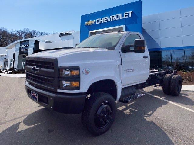 2020 Chevrolet Silverado 5500 Regular Cab DRW 4x4, Cab Chassis #N265981 - photo 5