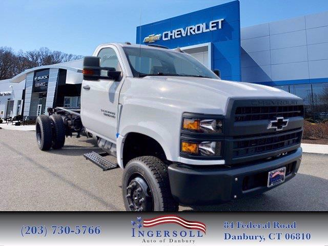 2020 Chevrolet Silverado 5500 Regular Cab DRW 4x4, Cab Chassis #N265982 - photo 1