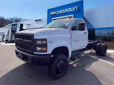 2020 Chevrolet Silverado 5500 Regular Cab DRW 4x4, Cab Chassis #N265982 - photo 4
