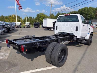 2020 Chevrolet Silverado 5500 Regular Cab DRW 4x4, Cab Chassis #N265982 - photo 8