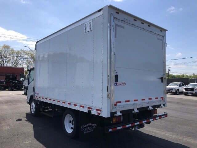 2018 LCF 4500 Regular Cab 4x2,  Morgan Dry Freight #N802257 - photo 5