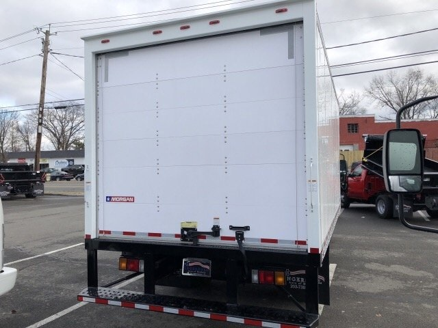 2018 LCF 4500 Regular Cab 4x2,  Morgan Dry Freight #N806203 - photo 5