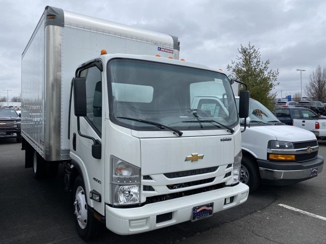 2019 Chevrolet LCF 4500 Regular Cab RWD, Morgan Dry Freight #N807515 - photo 1