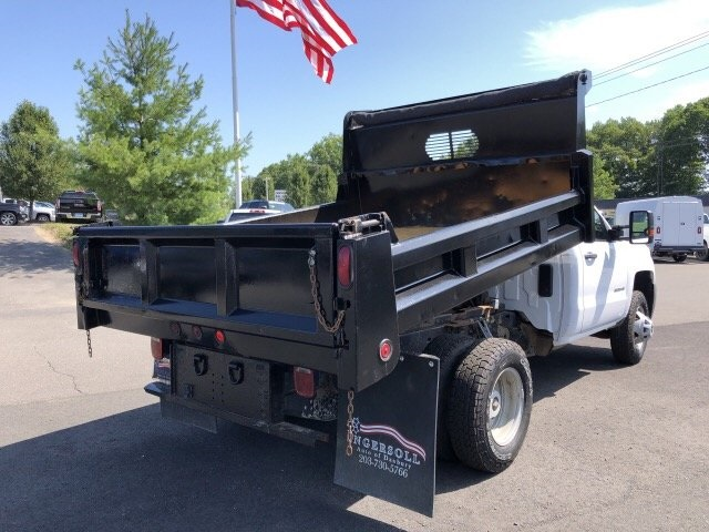 2015 Silverado 3500 Regular Cab 4x4,  Dump Body #T528308 - photo 1