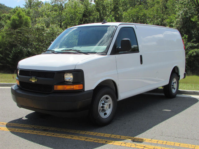 2017 Express 2500, Cargo Van #43537 - photo 3