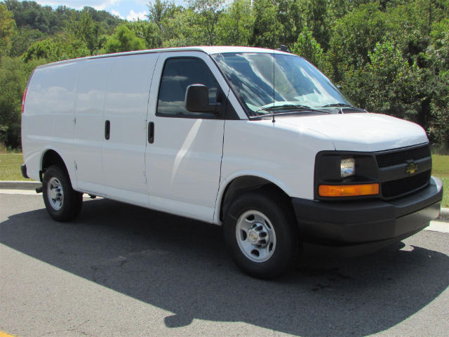 2017 Express 2500, Cargo Van #43537 - photo 7