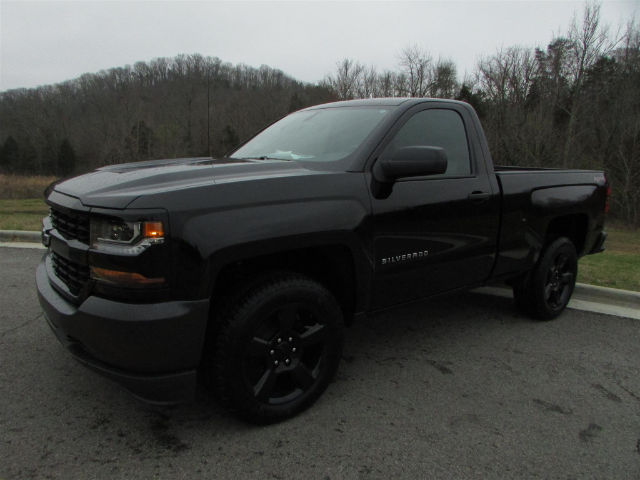 2017 Silverado 1500 Regular Cab 4x4 Pickup #44458 - photo 3