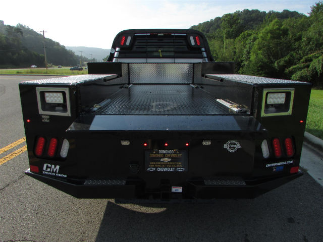 2017 Silverado 3500 Crew Cab 4x4 Hauler Body #44790 - photo 28