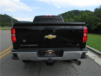 2017 Silverado 2500 Crew Cab 4x4 Pickup #44900 - photo 10