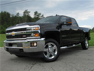 2017 Silverado 2500 Crew Cab 4x4, Pickup #44900 - photo 5