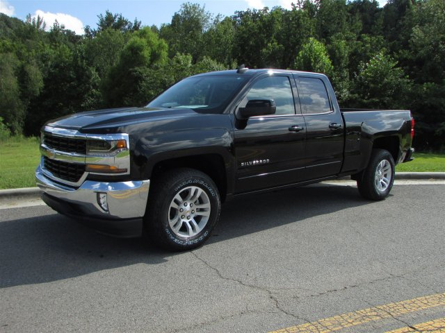 2018 Silverado 1500 Double Cab 4x2,  Pickup #45158 - photo 3