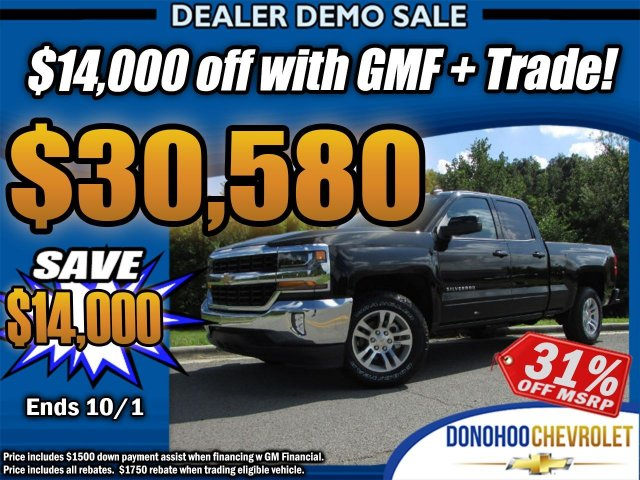 2018 Silverado 1500 Double Cab 4x2,  Pickup #45158 - photo 33