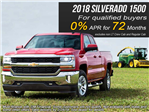 2018 Silverado 1500 Double Cab, Pickup #45158 - photo 35