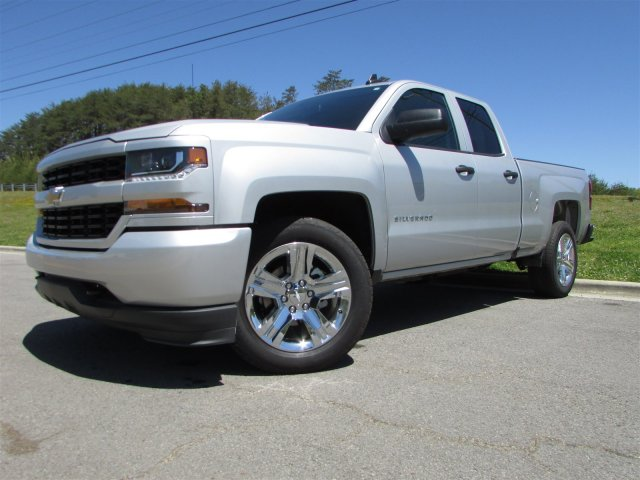 2018 Silverado 1500 Double Cab 4x2,  Pickup #45173 - photo 5