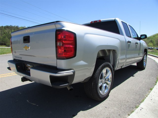 2018 Silverado 1500 Double Cab, Pickup #45173 - photo 8
