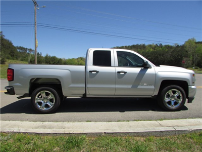 2018 Silverado 1500 Double Cab 4x2,  Pickup #45173 - photo 9