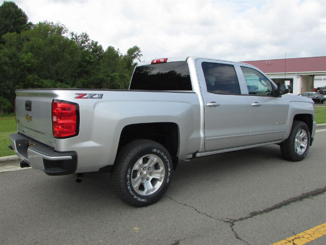 2018 Silverado 1500 Crew Cab 4x4 Pickup #45214 - photo 6