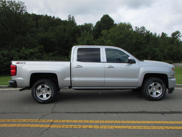 2018 Silverado 1500 Crew Cab 4x4 Pickup #45214 - photo 7
