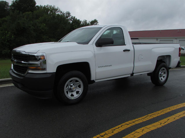 2018 Silverado 1500 Regular Cab, Pickup #45234 - photo 3