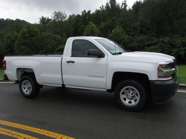 2018 Silverado 1500 Regular Cab, Pickup #45234 - photo 8