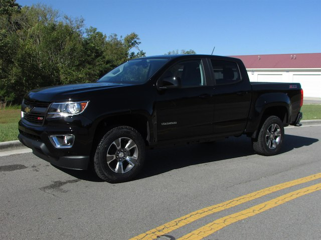 2018 Colorado Crew Cab, Pickup #45446 - photo 3
