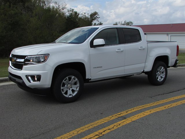 2018 Colorado Crew Cab, Pickup #45478 - photo 3