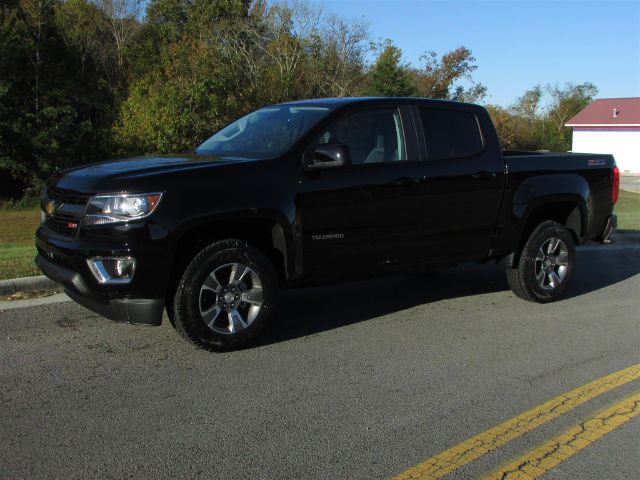 2018 Colorado Crew Cab, Pickup #45498 - photo 3