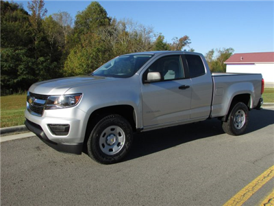 2018 Colorado Extended Cab 4x2,  Pickup #45525 - photo 3