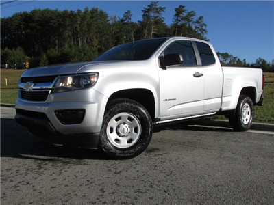2018 Colorado Extended Cab Pickup #45525 - photo 5