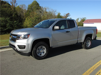 2018 Colorado Extended Cab Pickup #45525 - photo 1