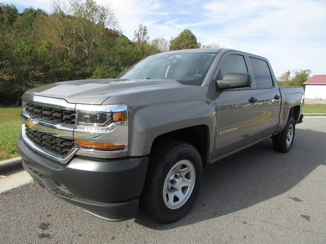 2017 Silverado 1500 Crew Cab 4x2,  Pickup #45537 - photo 4