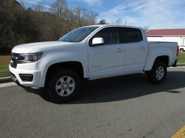 2018 Colorado Crew Cab, Pickup #45597 - photo 3