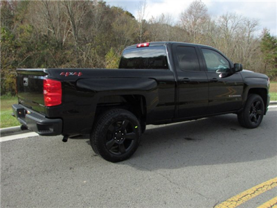 2018 Silverado 1500 Double Cab 4x4,  Pickup #45609 - photo 5