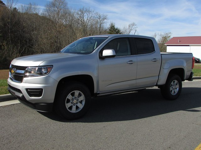 2018 Colorado Crew Cab, Pickup #45611 - photo 3