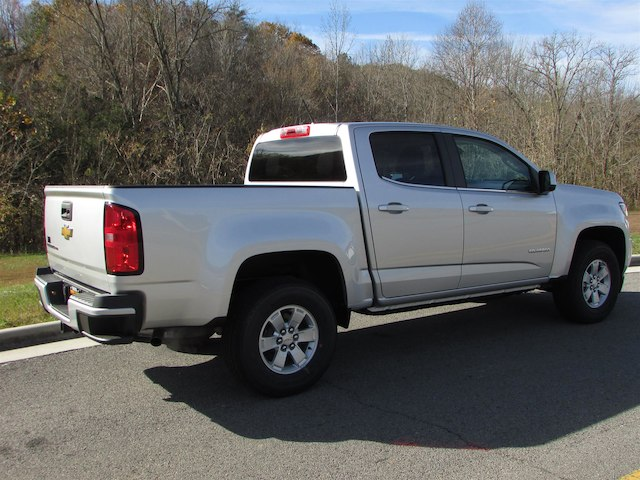 2018 Colorado Crew Cab, Pickup #45611 - photo 6
