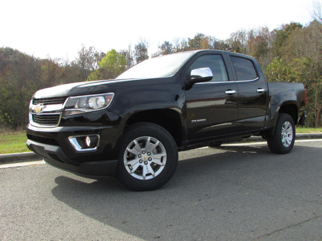 2018 Colorado Crew Cab Pickup #45638 - photo 3
