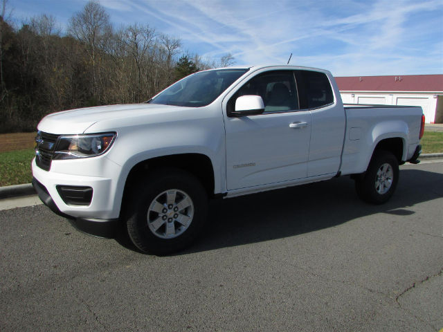2018 Colorado Extended Cab, Pickup #45649 - photo 3