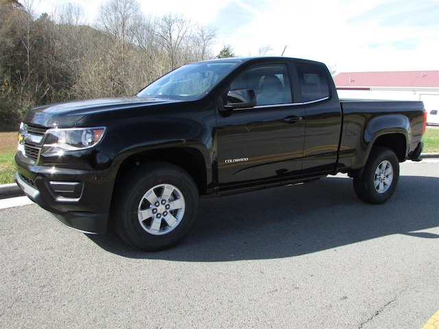 2018 Colorado Extended Cab Pickup #45655 - photo 4