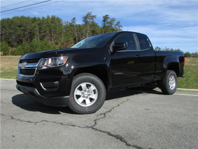 2018 Colorado Extended Cab Pickup #45655 - photo 3