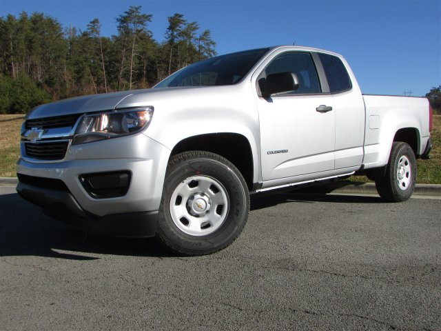 2018 Colorado Extended Cab 4x2,  Pickup #45670 - photo 2