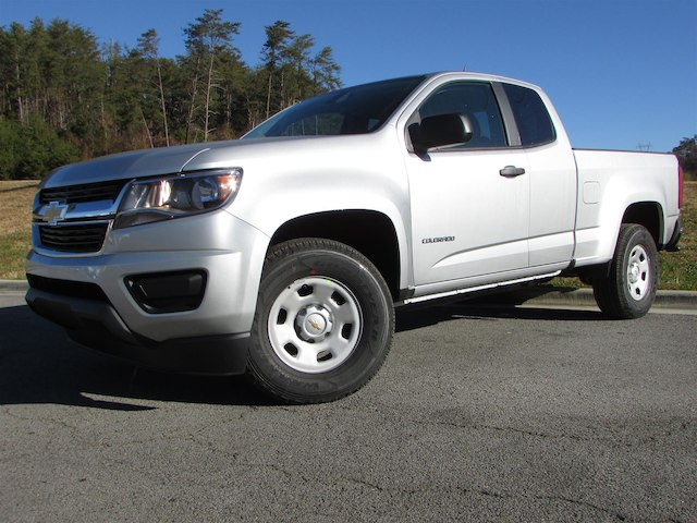 2018 Colorado Extended Cab Pickup #45670 - photo 3