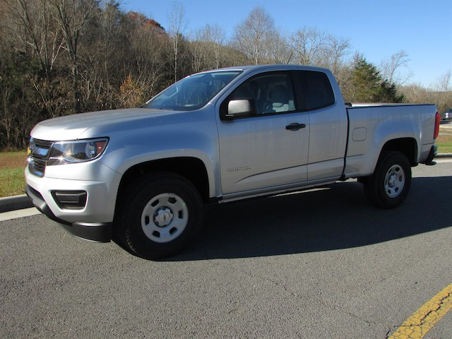 2018 Colorado Extended Cab Pickup #45670 - photo 4
