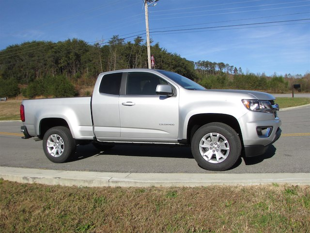 2018 Colorado Extended Cab Pickup #45671 - photo 7
