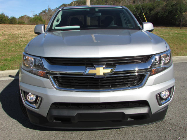 2018 Colorado Extended Cab Pickup #45671 - photo 8